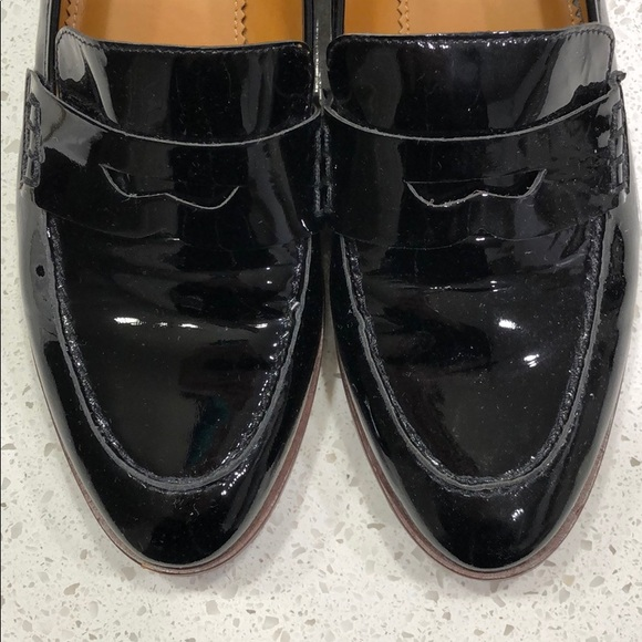 f7c14f0b52a Franco Sarto Shoes - Franco Sarto Patent Leather Penny Loafer